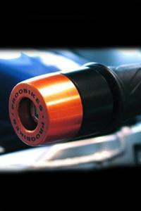 Uniwersalne odważniki kierownicy Proobikes BOZ POWER - czarny - 2832663714