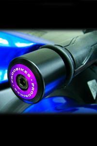 Odważniki kierownicy Proobikes BOZ - violet - 2832663747