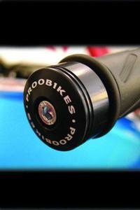 Odważniki kierownicy Proobikes BOX SPORT - black - 2832663751