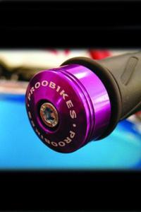 Odważniki kierownicy Proobikes BOX SPORT - violet - 2832663758