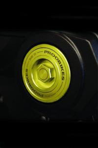 Kapy boczne silnika PROOBIKES BOE - Yellow - 2832663802