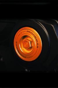 Kapy boczne silnika PROOBIKES BOE - Orange - 2832663804