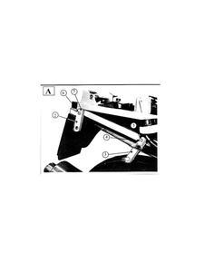Stelaż pod kufer centralny MONOKEY i MONOLOCK do HONDA VFR 750 F (90-93) - 2832670296