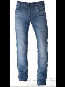 Spodnie Motocyklowe Mottowear GALLANTE BLUE - 2832670966