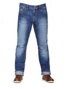 Jeansowe spodnie motocyklowe FREESTAR Road Vintage - 2832671002