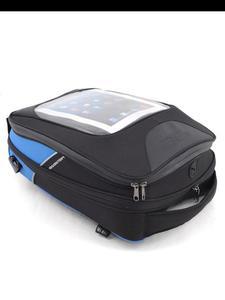 Tank Bag Bagster Driver 21l czarny/niebieski - Tank Bag Bagster Driver 21l czarny/niebieski - 2832671030