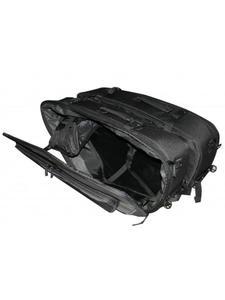Sakwy tekstylne Bagster Sprint czarne - Sakwy tekstylne Bagster Sprint czarne - 2832671053