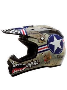 Kask Motocross O'neal Seria 5 Wingman - Wingman - 2832671738