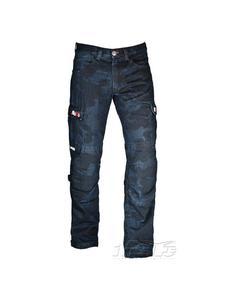 Spodnie Motocyklowe Mottowear Urban Blue - 2832672471