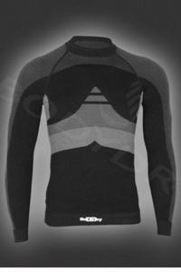 BODYDRY Seamless BASIC - koszulka dł. rękaw męska - 2832664008