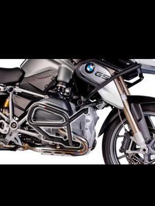 Gmole PUIG do BMW R1200GS 13 (czarne, dolne - silnika) - czarne - 2832673570