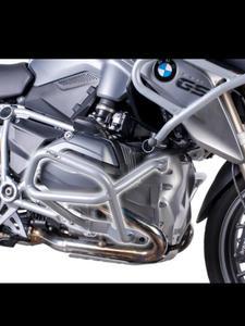 Gmole PUIG do BMW R1200GS 13 (szare, dolne - silnika) - szare - 2832673572