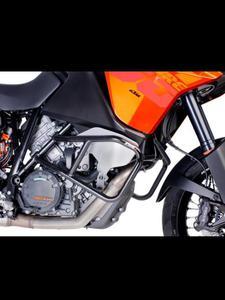 Gmole PUIG do KTM 1190 Adventure 13-16 / KTM 1050 Adventure 15-16 (czarne) - czarne - 2832673582