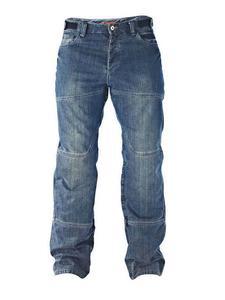 Motocyklowe spodnie jeansowe IXON EVIL - 2832673908