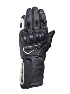 Motocyklowe rękawice skórzane Macna Vortex - 101 - 2832673990
