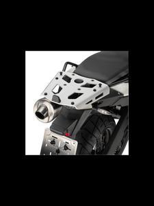 Aluminiowy stelaż z płytą montażową Kappa pod kufer MONOKEY do BMW F650GS, F700GS, F800GS (08 > 14)/F 800 GS Adventure (13-14) - 2832674095
