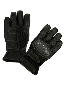 Rękawice tekstylne MODEKA KIDS SUMMER czarne dziecięce - 2832674995
