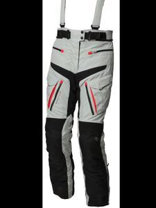 Spodnie tekstylne Modeka X-Renegade Lady - Popielaty/Czarny - 2832675123