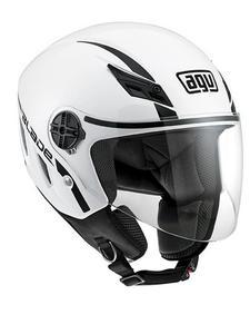 Kask AGV BLADE / MONO WHITE - 001 - 2832675757