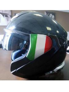 Naklejki na bok z flagą Schuberth Metropolitan M1 - Italy - 2832675946
