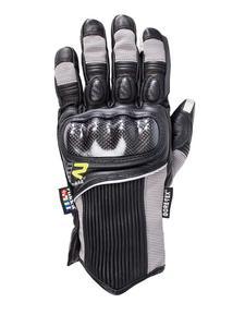 Skórzano - tekstylne rękawice motocyklowe Rukka CERES - 290 - 2832676342