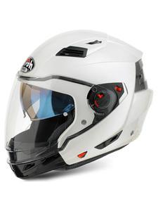 Kask motocyklowy Airoh Executive Biały - white - 2832678269