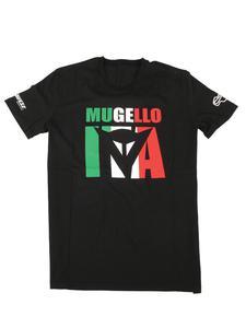 Dainese MUGELLO D1 T-SHIRT - BLACK - 2853194060
