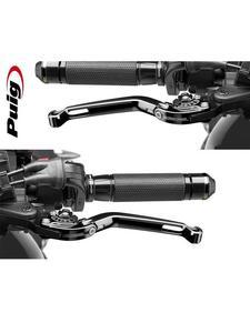 Zestaw regulowanych klamek PUIG do Kawasaki ZX-6R 05-06 - 2832679228