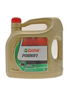 Castrol Power 1 GPS 4T 10-W40 4L - 2832665190
