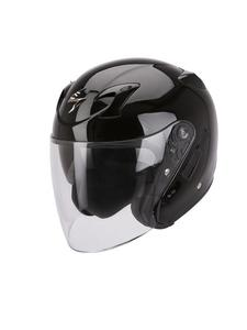Kask otwarty Scorpion EXO-220 - black - 2832679387