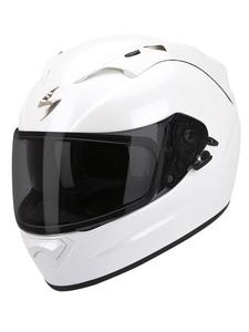 Kask Scorpion EXO-1200 AIR PEARL WHITE - PEARL WHITE ( - 2832679473