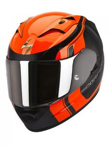 Kask Scorpion EXO-1200 AIR STREAM TOUR - ORANGE - 2832679493