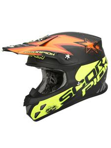 Kask Scorpion VX-20 Air Magnus - Orange - 2832679506