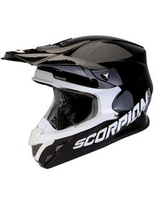Kask Scorpion VX-20 Air Solid - black - 2832679510