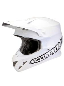 Kask Scorpion VX-20 Air Solid - White - 2832679512