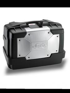 Zestaw 2 kufrów bocznych lewy 46 L/ prawy 33 L Kappa Monokey - KGR33N i KGR46N - 2832679773