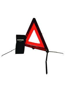 Trójkąt ostrzegawczy Oxford składany w poręczne opakowanie - 2832679781