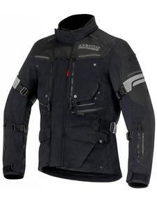 Motocyklowa Kurtka tekstylna Alpinestars Valparaiso 2 - czarny - 2832679886