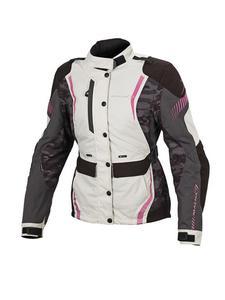 Damska kurtka motocyklowa tekstylna Macna Beryl - 816 - 2832680541