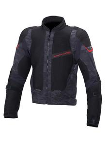 Kurtka motocyklowa tekstylna Macna Sunrise - 183 - 2832680545