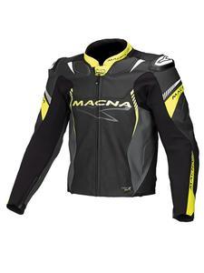 Kurtka motocyklowa skórzana Macna Blast - 170 - 2832680556