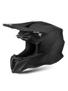 Kask motocyklowy Airoh Twist Color Black Matt - black matt - 2832681102