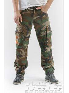 Spodnie Motocyklowe Mottowear DPM - 2832681245