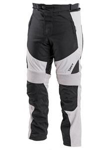 Tekstylne spodnie motocyklowe SECA VARCO II - grey - 2832681786