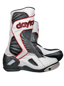 Buty Daytona EVO VOLTEX GTX Gore-Tex - white-black-red - 2832681893