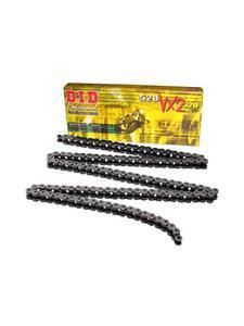KAWASAKI KX450 F [06-15]/KLX450 R [08-14] zestaw napędowy DID520 VX2 ZŁOTY PRO - STREET( X-ring super - wzmocniony, złoty) zębatki SUNSTAR - DID520 VX2 ZŁOTY - 2835817806