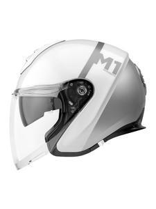 Kask otwarty Schuberth Metropolitan M1 - Nova White - 2841548815
