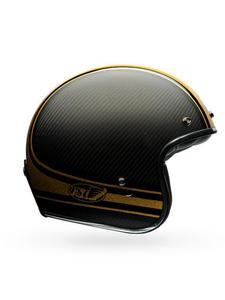Kask otwarty BELL CUSTOM 500 CARBON RSD BOMB - black/gold - 2844647632