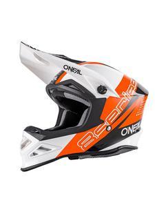 Kask off-road O'neal Seria 8 NANO - Orange - 2845171204