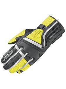 Rękawice HELD TRAVEL 5 - BLACK/FLUO-YELLOW - 2845171266